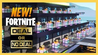 NEW! Fortnite Creative Deal or No Deal! REAL PRIZES | Swiftor