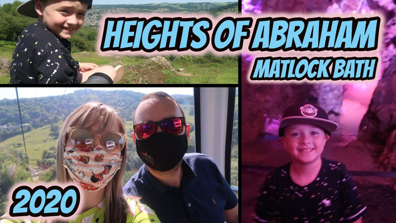 Heights of Abraham | Matlock Back, Derbyshire | Summer 2020