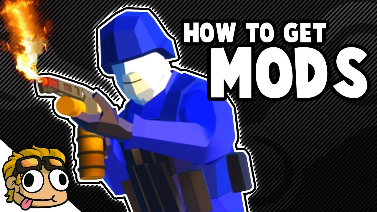 HOW TO GET RAVENFIELD MODS | (For Custom Vehicles, Maps, and Weapons)