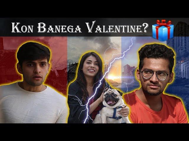 Kon Banega VALENTINE?   Valentine ki RACE   Funcho Entertainment