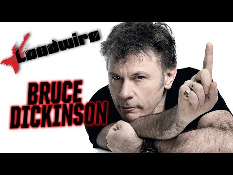 Iron Maiden's Bruce Dickinson: Childhood Life Lessons + Corporal Punishment