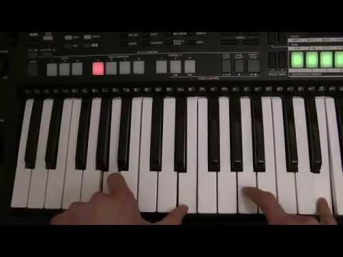 Chasing Cars - Snow Patrol - piano tutorial