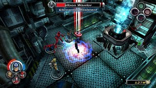 Marvel: Ultimate Alliance PS2 Gameplay HD (PCSX2)