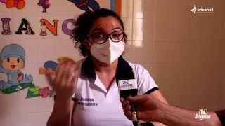 Doutora Julia Nogueira, psicóloga do NASF, respaldou a preocupação da gestão de Alto Santo.