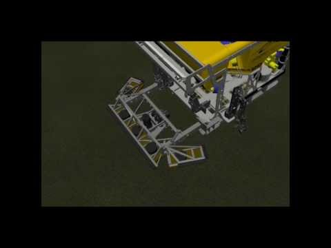 PanGeo Subsea Sub-Bottom Imager™ Installation on ROV