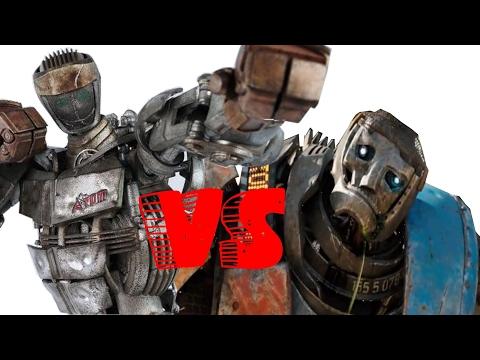 Dreadwing - Клип на фильм Живая Сталь АТОМ против МЕТРО