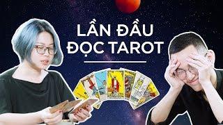 Lần đầu xem bài Tarot | Trong Trắng 109