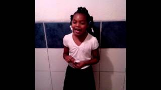 Amere singing doc mcstuffins theme song
