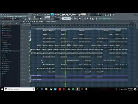 Post Malone - Psycho (feat. Ty Dolla $ign) Instrumental Remake (FLP)