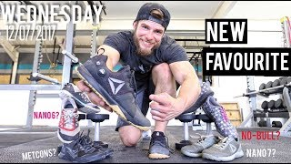 The BEST SHOE for CROSSFIT