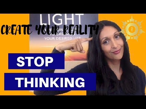 how to stop overthinking things when dating