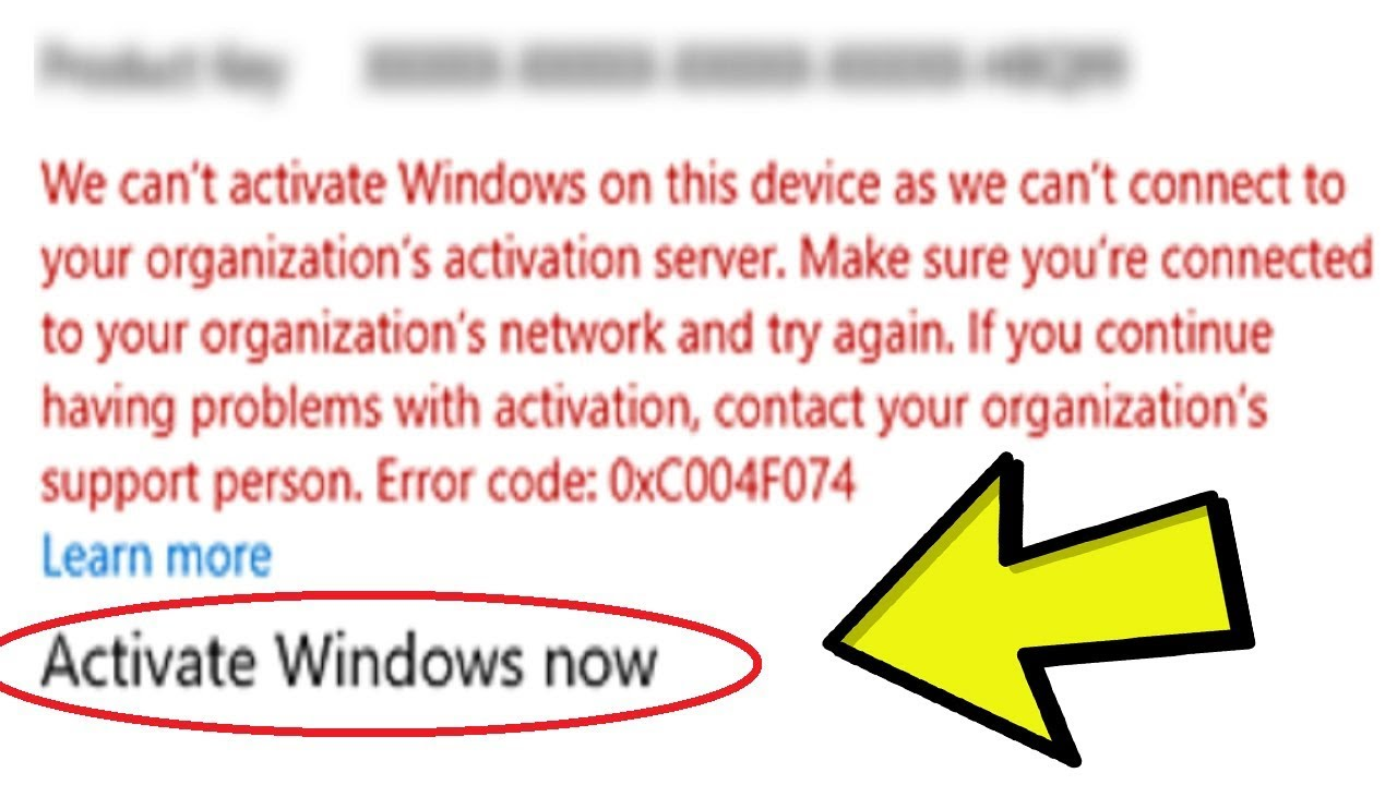 Fix: Windows 10 won't activate after hardware change