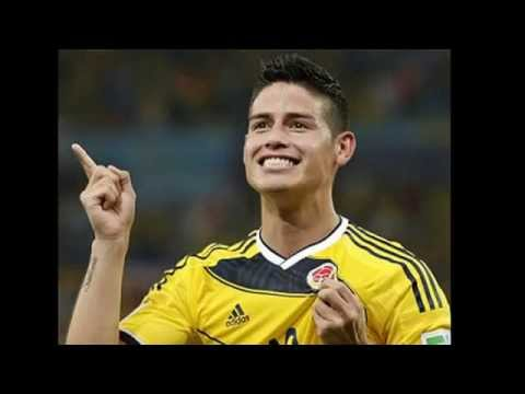 James Rodriguez signs for Real Madrid on six-year deal as..