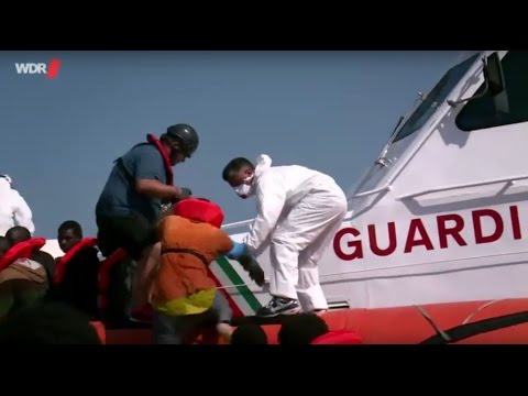 Sea Watch - Saving lives in the Mediterranean sea (subtitled)