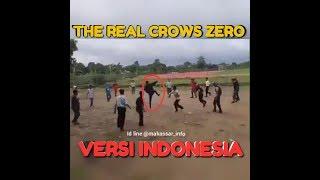 Video THE REAL CROWS ZERO VERSI INDONESIA. download MP3, 3GP, MP4, WEBM, AVI, FLV Oktober 2018