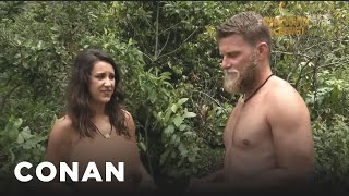 What Conan's Watching: Naked & Afraid, Biggest Loser Edition