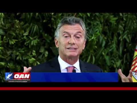 President Trump Faces Argentina Challenge