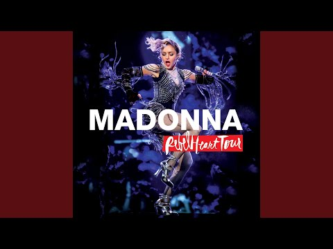 Living For Love (Live) Mp3