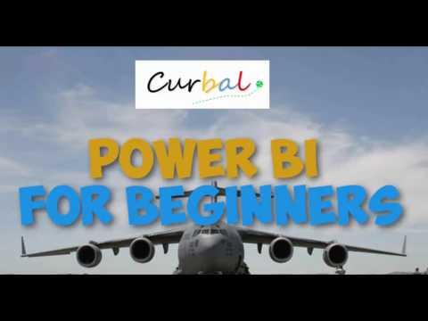 Power BI tutorial for advanced users
