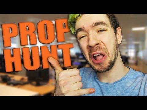 #BONERCAST BRUH! | Gmod: Prop Hunt (Funny Moments)