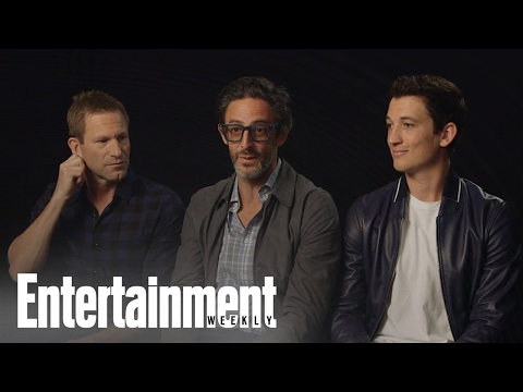 Bleed for This: Miles Teller, Aaron Eckhart & Ben Younger On Making The Film  Entertainment Weekly