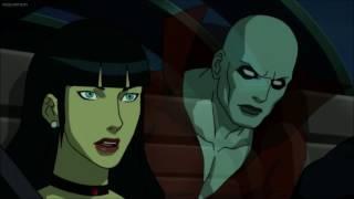 Deadman tries to possess Batman   Deadman's origin - Justice League Dark