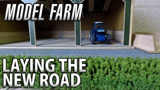 Laying the New Road [Model Farm Build #3]