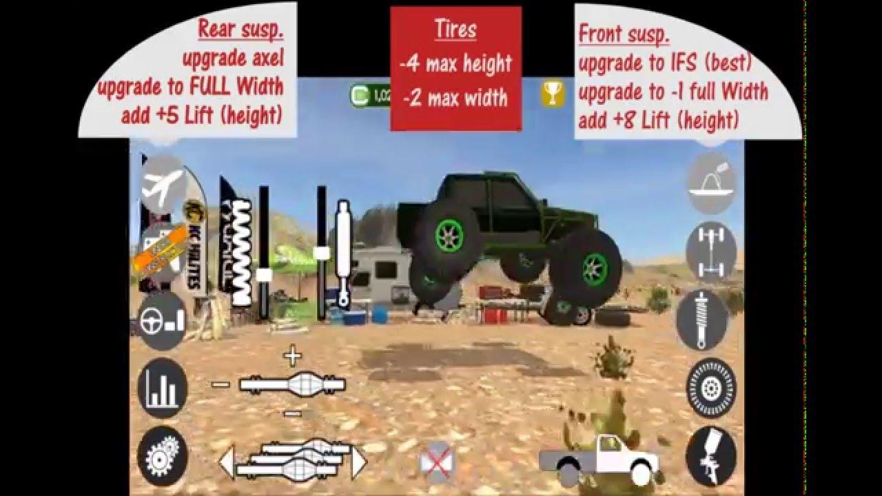 <b>Gigabit offroad</b> gameplay best truck setup (OLD)