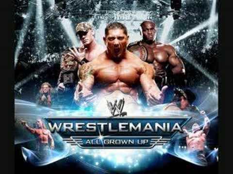 WWE Wrestlemania 23 Theme (Ladies And Gentlemen)