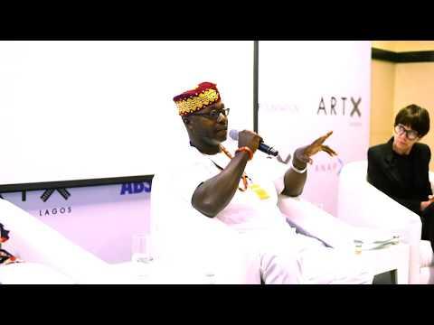 ART X Talks: Who No Know Go Know