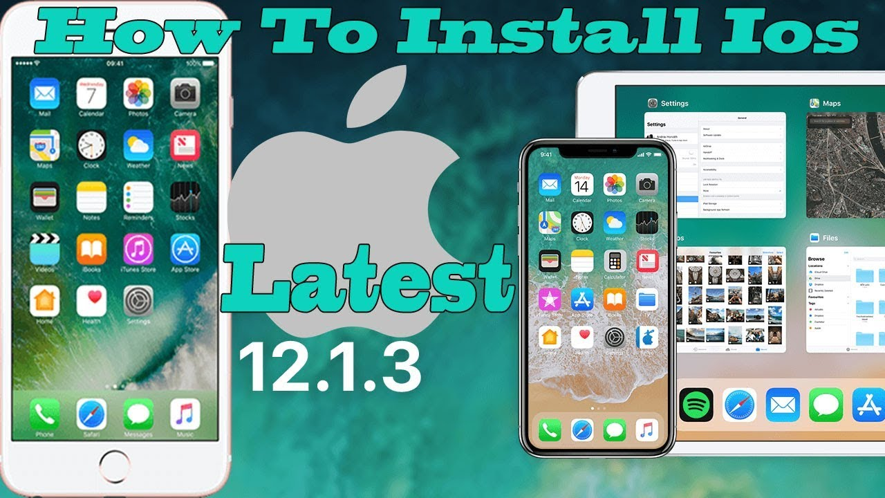 latest iphone update ios 12 1 3 install ipsw firmware iphone 6 plus