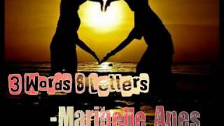 3 Words 8 Letters - Maribelle Anes [DownloadLink&Lyrics]