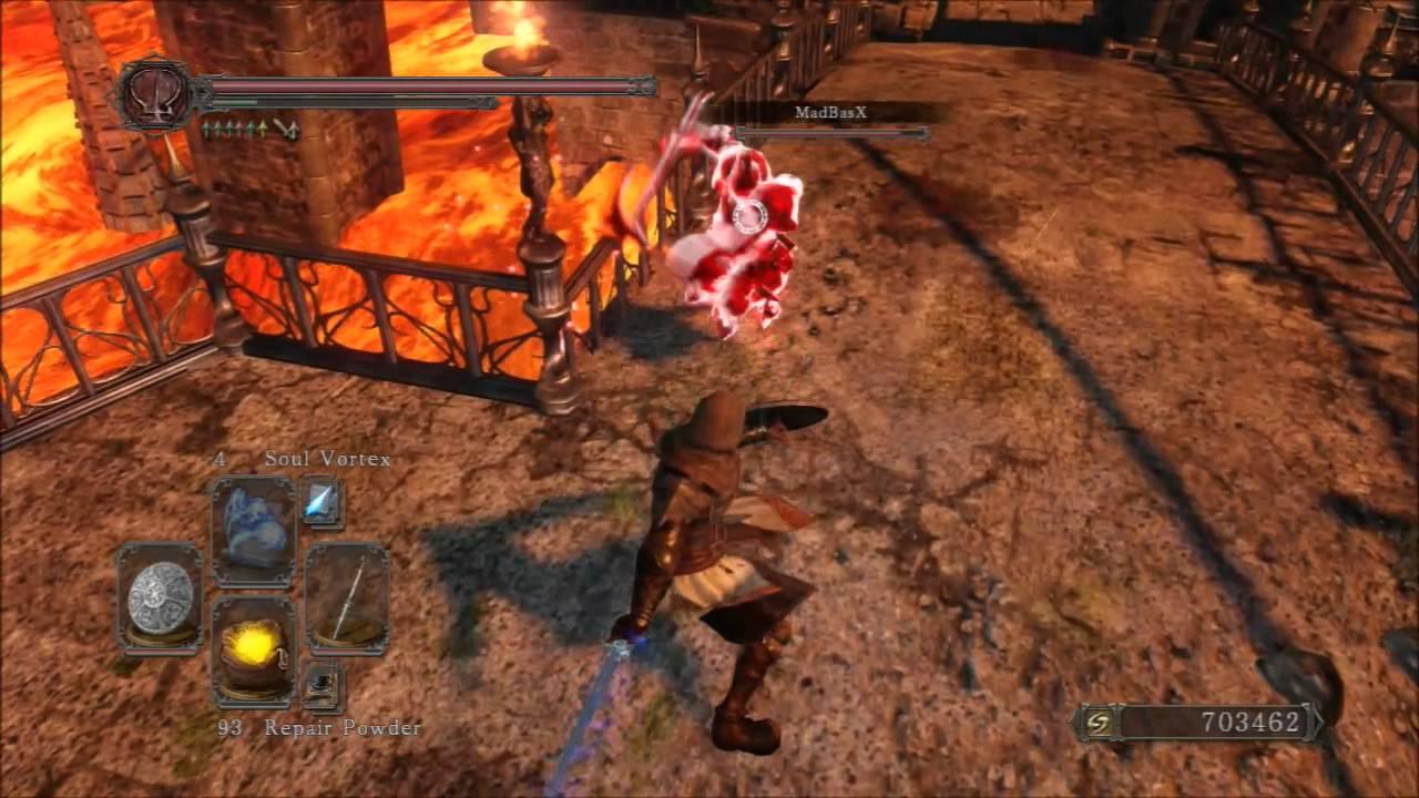 Dark Souls 2 Weapon Showcase Watcher Greatsword Youtube