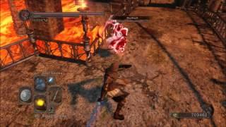 Dark Souls 2 Weapon Showcase: Watcher Greatsword