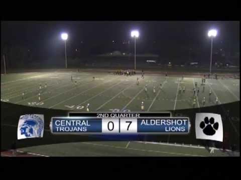 Aldershot Lions vs Central Trojans 2013 pt. 1 of 5