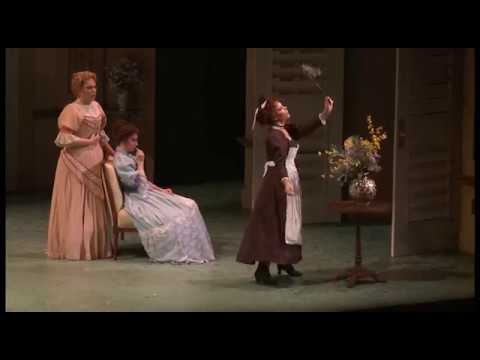 Così fan tutte Act One Recit and Aria (Despina)