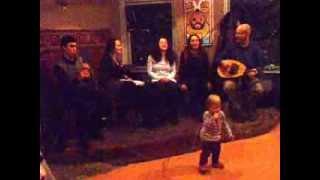 Csángó Advent koncert: Veres az ég, tova felé