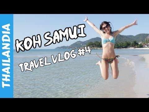 Finalmente al Mare – Koh Samui – Vacanza in Thailandia 2017 – Travel Vlog #4 🇹🇭