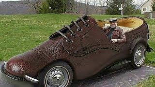 Şimdiye Kadar Üretilmiş En Tuhaf Ve Sıra dışı Arabalar ( 2018 ) - Gördüğünüze İnanamayacaksınız.
