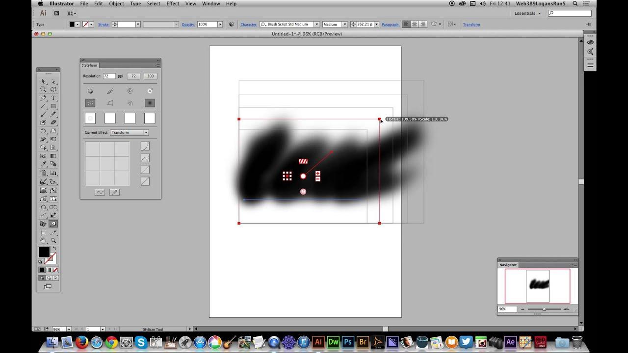 Stylism plugin illustrator smudge text youtube stylism plugin illustrator smudge text sciox Gallery