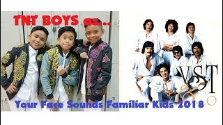TNT BOYS AS VST & CO. ON YFSFK WEEK 10 FEATURING REACTORS