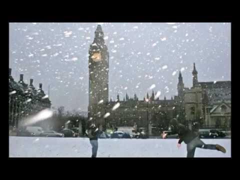 London Weather in Winter