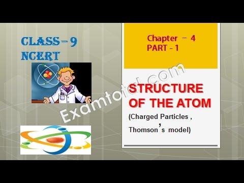 Structure of the atom part 1class 9 ncert chapter 4 youtube structure of the atom part 1class 9 ncert chapter 4 ccuart Gallery