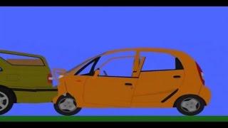 Phun: Tata Nano Crash