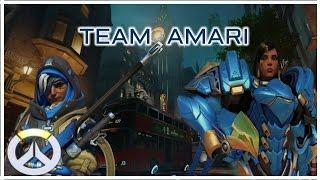 Overwatch-Team Amari Let