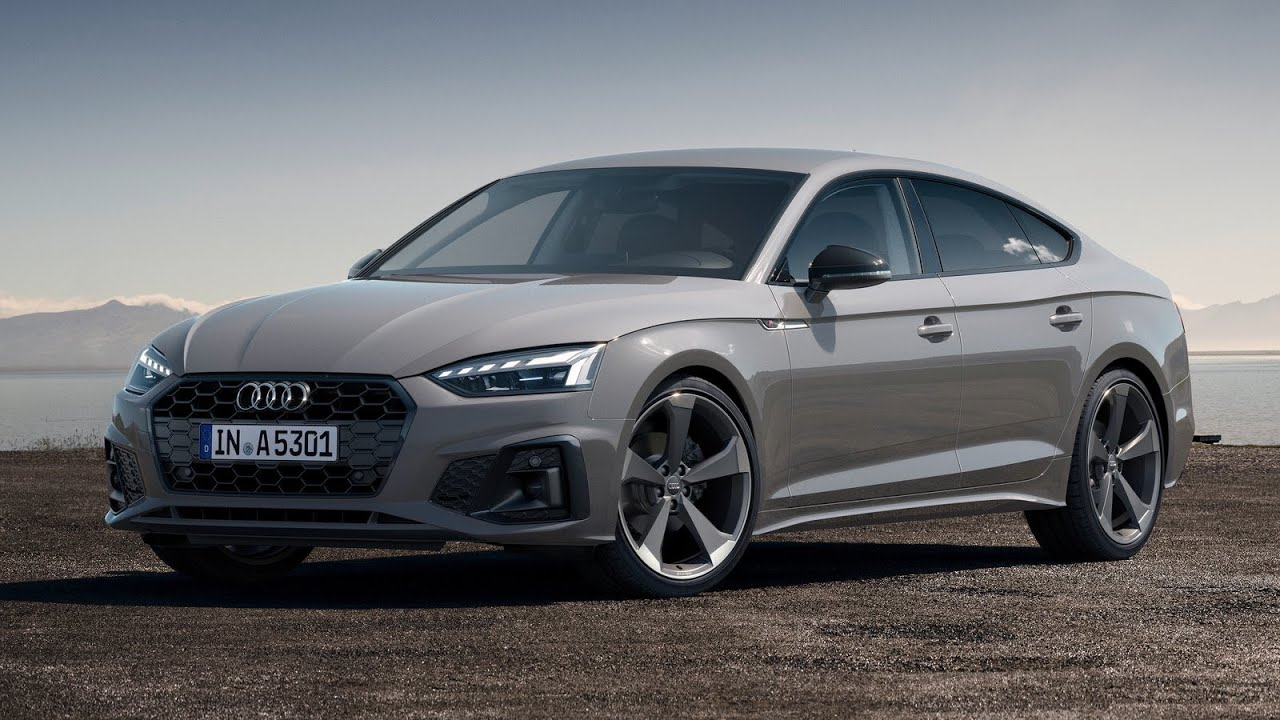 2021 Audi A5 Coupe Review