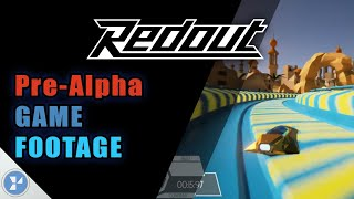Redout Pre-Alpha Game Footage