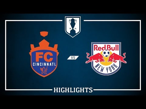 HIGHLIGHTS: #CINvNY US Open Cup Semifinal 8/15/17