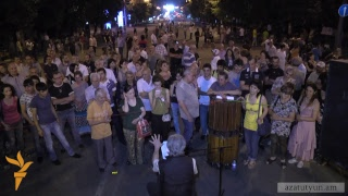 Uxix Miacum Baxramyan Poxotayic - 05.07.2015