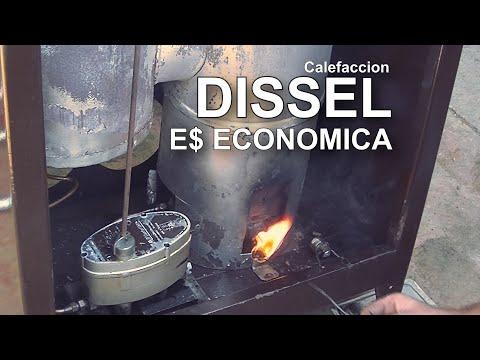 Estufa a Diesel